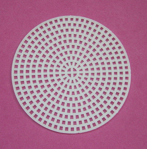 Plastic canvas shape-3 Circle